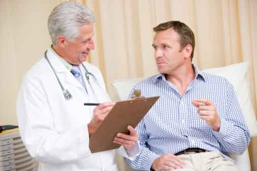 prostate check-up